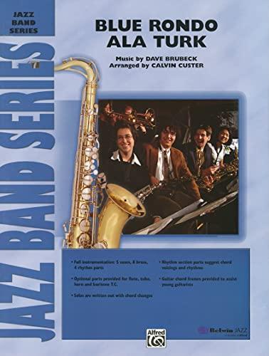 9780757934469: Blue Rondo ALA Turk (Jazz Band)