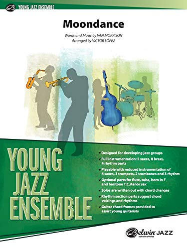 9780757935299: Moondance (Young Jazz Ensemble)