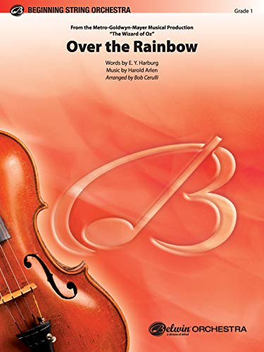 Over the Rainbow (Paperback)
