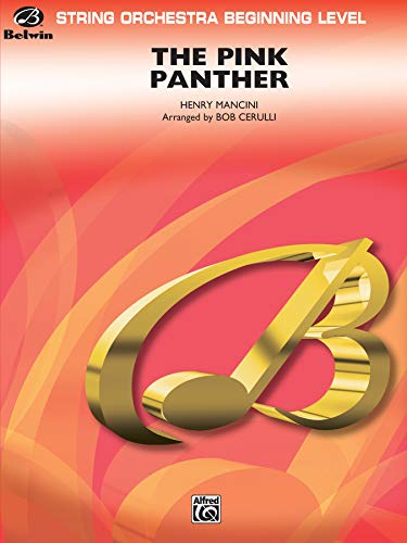 9780757936166: The Pink Panther (Beginning String Orchestra)
