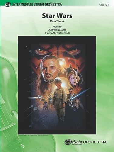 Star Wars (Main Theme) (Paperback): Larry Clark