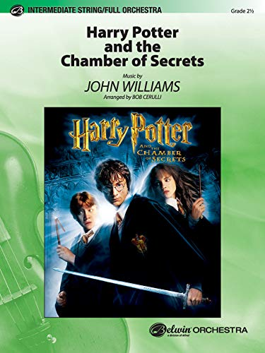 9780757936371: Themes from Harry Potter and the Chamber of Secrets: Featuring