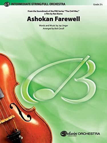 Ashokan Farewell (Pop Intermediate Full Orchestra): Alfred Publishing Company