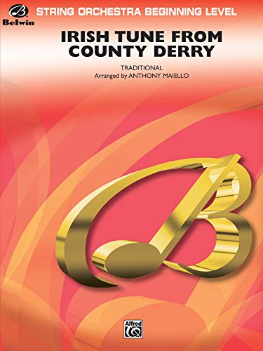 Irish Tune from County Derry (Paperback)