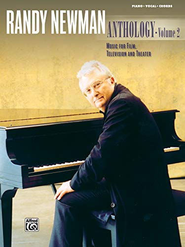 9780757937491: Randy Newman -- Anthology, Vol 2: Music for Film, Television and Theater (Piano/Vocal/Chords)