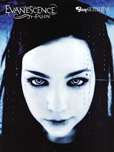 9780757937606: Evanescence -- Fallen: Easy Guitar TAB