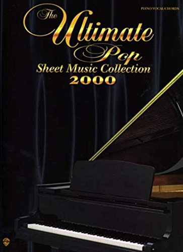 9780757937804: The Ultimate Pop Sheet Music Collection: Piano/Vocal ...