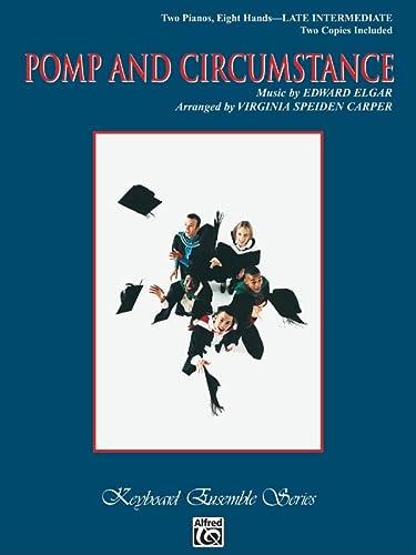 Pomp and Circumstance (Military March No. 1 in D Major) (Keyboard Ensemble) (0757938027) by Elgar; Edward; Carper; Virginia Speiden