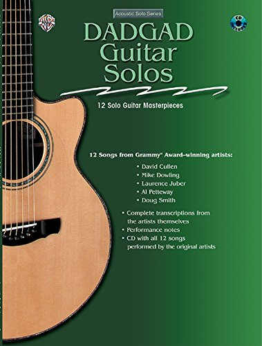9780757939075: Acoustic Masterclass: Dadgad Guitar Solos, Book & CD (Acoustic Solo Series)