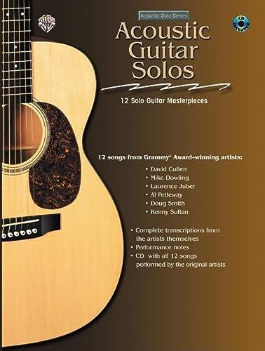 9780757939082: Acoustic Guitar Solos