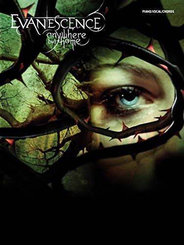 9780757939211: Evanescence -- Anywhere but Home: Piano/Vocal/Chords