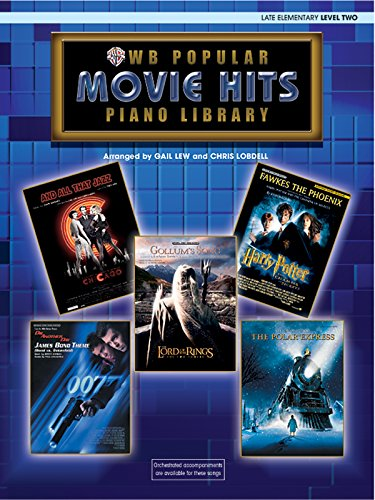 9780757939280: Popular Piano Library Movie Hits: Level 2