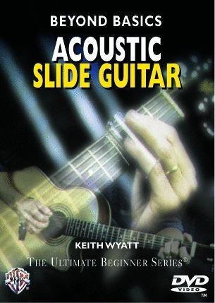 9780757939709: Beyond Basics: Acoustic Slide Guitar, DVD [Alemania]