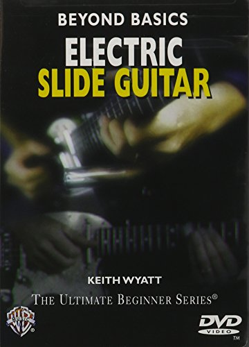 9780757939716: Beyond Basics: Electric Slide Guitar, DVD