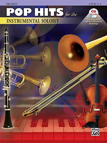 9780757940071: Pop Hits for the Instrumental Soloist: Trumpet, Level 2-3