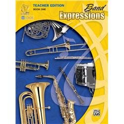 9780757940392: Band Expressions 1 (Teacher Curriculum Package) (Expressions Music Curriculum)