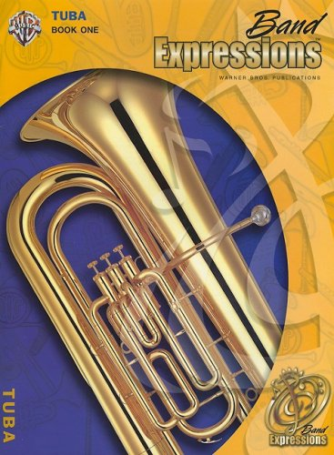 9780757940521: Band Expressions, Book One for Tuba: Texas Edition (Expressions Music Curriculum)