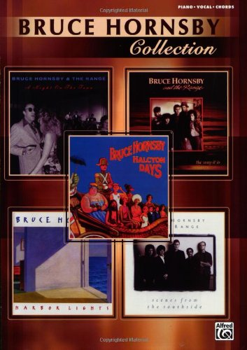 Bruce Hornsby Collection: Piano/Vocal/Chords: Hornsby, Bruce