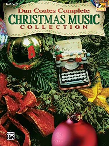 9780757941443: Dan Coates Complete Christmas Music Collection (Easy Piano)
