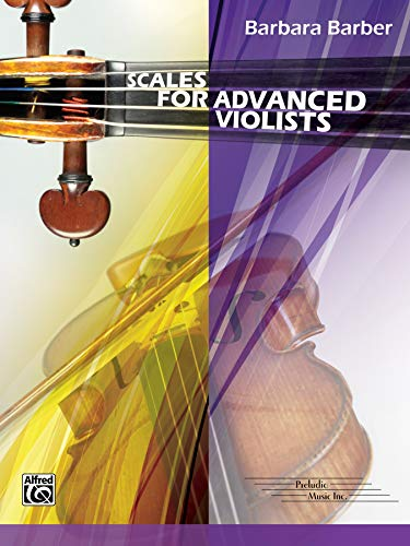9780757941696: Scales for Advanced Violists