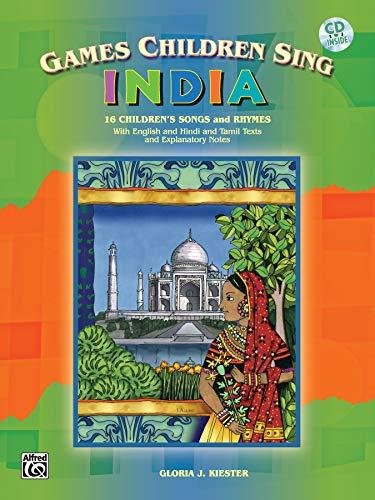 9780757941801: Games Children Sing . . . India: Book & CD
