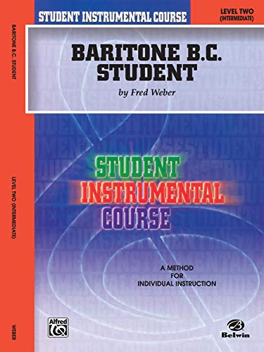 9780757977596: Student Instrumental Course Baritone (B.C.) Student: Level II