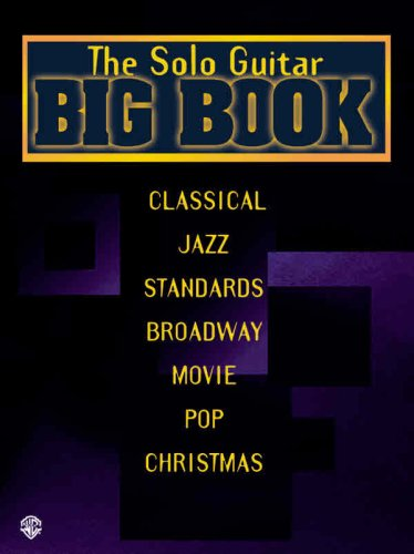 9780757977954: The Solo Guitar Big Book: Guitar Tab Edition (Guitar Big Book Series)