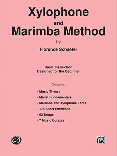 9780757978135: Xylophone & Marimba Method, Volume One: 1
