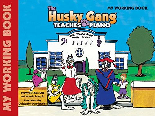 9780757978906: Husky Gang: My Working Book