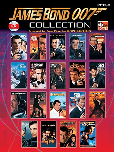 9780757979156: James Bond 007 Collection: Easy Piano
