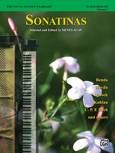 The Young Pianist's Library, Bk 2C: Sonatinas for Piano