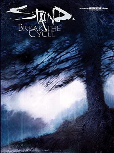 9780757979323: Staind Break The Cycle (Guitar Tab)