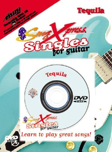 9780757979620: Singles for Guitar Tequila (Songxpress)