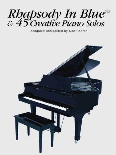 9780757980404: Rhapsody in Blue & 45 Creative Piano Solos