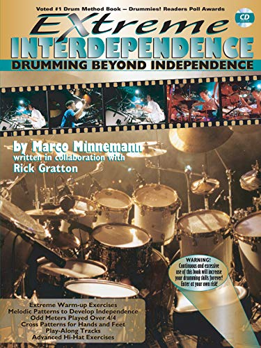 9780757980541: Extreme Interdependence: Drumming Beyond Independence
