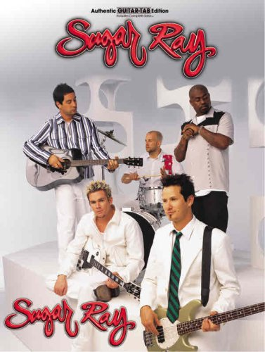 9780757980602: Sugar Ray: Authentic Guitar TAB