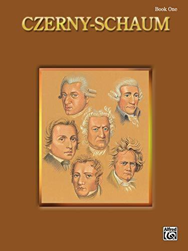 9780757980619: Czerny-Schaum, Bk 1 (Schaum Master Composer)