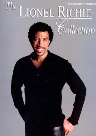 9780757980862: Lionel Ritchie Collection: Piano/Vocal/Guitar