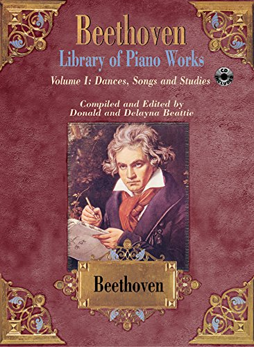 9780757981142: 1: Beethoven: Library of Piano Works: Dances, Songs and Studies Vol I