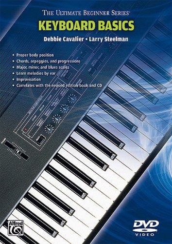 9780757981678: Ultimate Beginners Series: Keyboard Basics