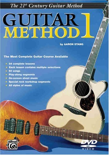 Belwin's 21st Century Guitar Method 1 DVD Format: DVD: By Aaron Stang
