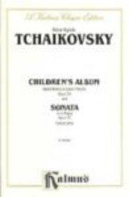9780757990144: Children's Album, Op. 39 (Kalmus Edition)