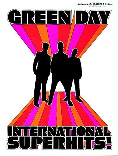 9780757990236: Green Day: International Superhits! Guitare: Guitar Tab