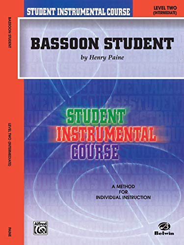 9780757990625: Student Instrumental Course Bassoon Student: Level II