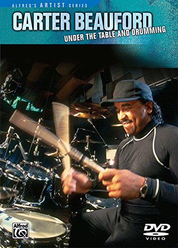9780757990892: Carter Beauford -- Under the Table and Drumming (DVD) [Reino Unido]