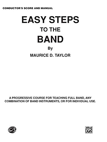 Easy Steps to the Band: Taylor/ Maurice D.