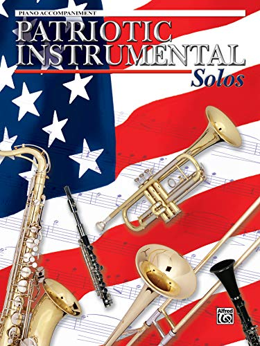 9780757991271: Patriotic Instrumental Solos: Piano Acc. Book