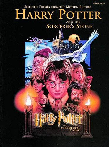 9780757991301: Selected Themes from the Motion Picture Harry Potter and the Sorcerer's Stone: Piano Solos