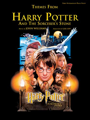 9780757991714: Themes from Harry Potter and the Sorcerer's Stone: Early Intermediate Piano Solos