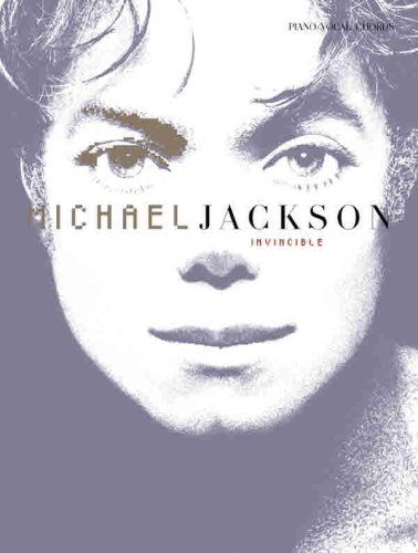 9780757991776: Michael Jackson -- Invincible: Piano/Vocal/Chords